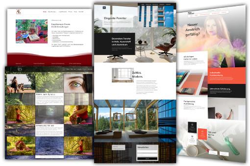 Webdesign Schmölln Homepage Onlineshop gestalten lassen