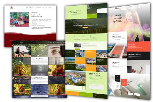 Webdesign Niebüll Homepage Onlineshop gestalten lassen