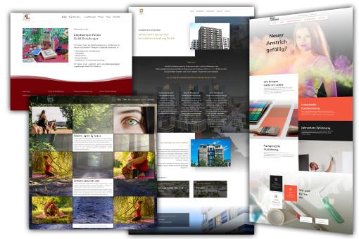 Webdesign Burgstädt Webprogrammierer Website