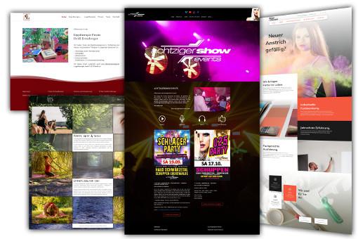 Webdesign Neumarkt Webdesigner Website erstellen lassen