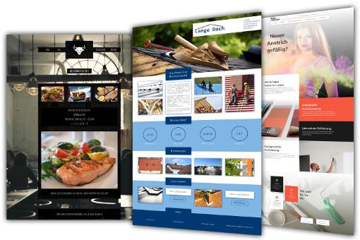 Webdesign Klötze Webdesigner Webseite erstellen lassen