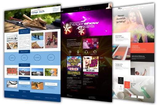 Webdesign Hauzenberg Webdesigner Homepage gestalten lassen