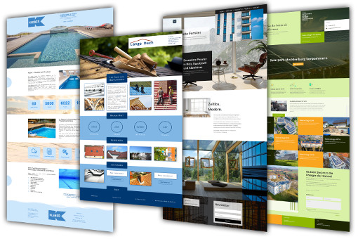 Webseite erstellen lassen Webdesign Borken