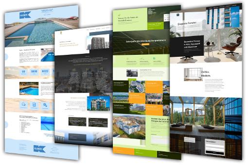 Website erstellen lassen Webdesign Flöha