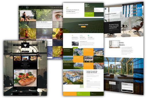 Webdesign Sömmerda Webseite erstellen lassen