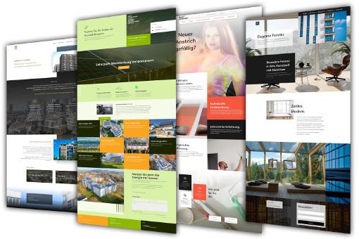 Webdesigner Puchheim Website erstellen lassen