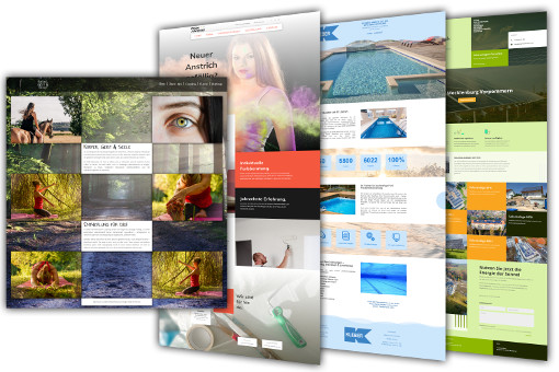 Webdesign Bottrop Website Webshop gestalten lassen