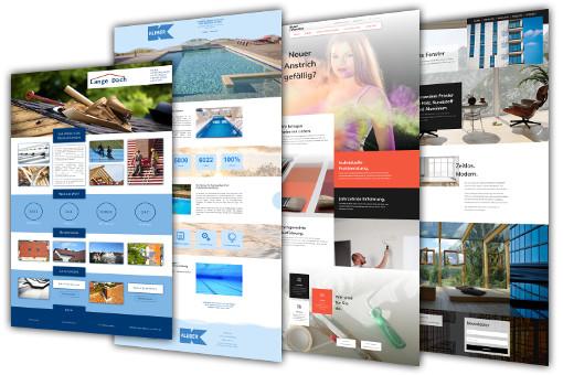 Webdesign Volkach Website gestalten lassen