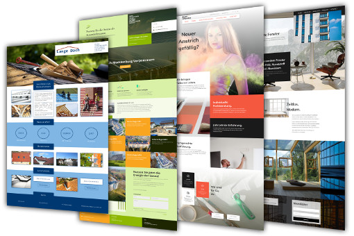 Webdesign Eberbach Webseite gestalten lassen