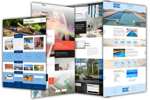 Webdesigner Lauenburg/Elbe Website gestalten lassen