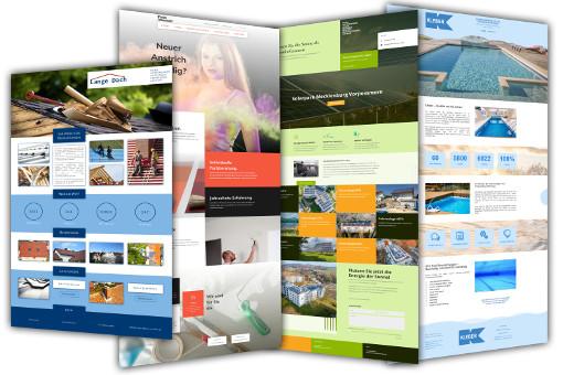 Webdesigner Troisdorf Webseite gestalten lassen