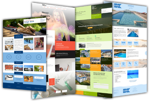 Webdesigner Petershagen Webseite gestalten lassen