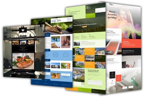Webdesigner Lindau (Bodensee) Homepage gestalten lassen