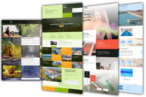 Webdesign Großräschen Homepage Webshop erstellen lassen