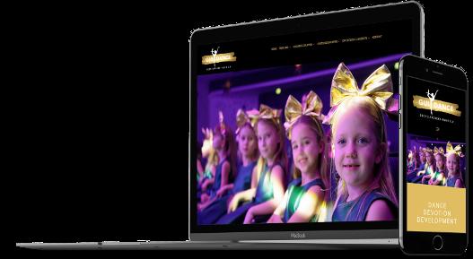 Webdesign Tanzschulen